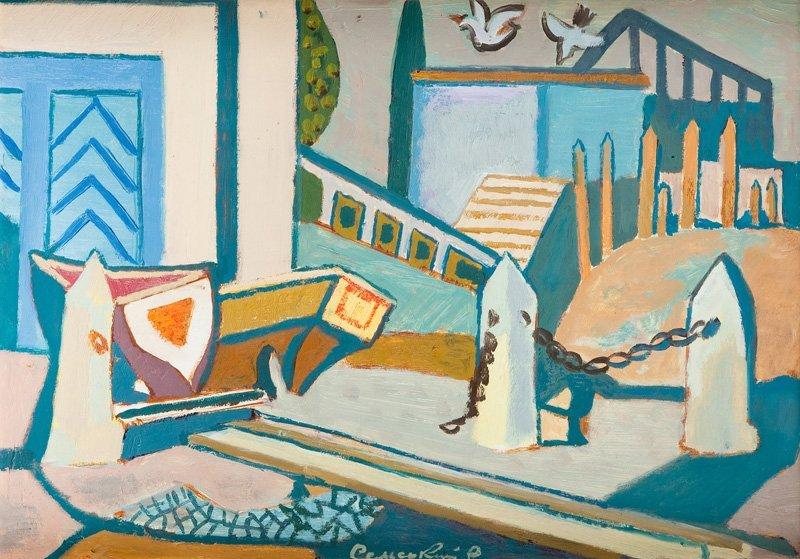 Rajmund Kanelba (Kanelbaum)  (1897 Warsaw - 1960 London
