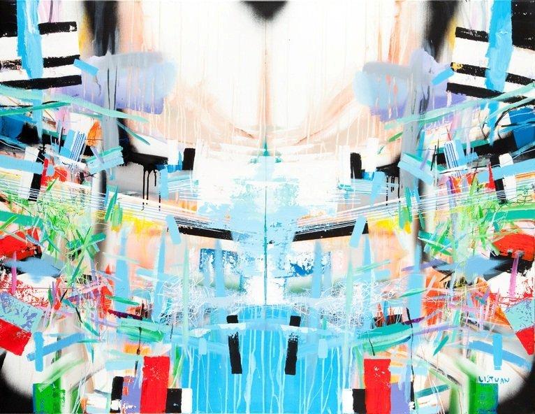 Robert Listwan (b. 1974 , Olsztyn) WATER SOUND, 2013  a