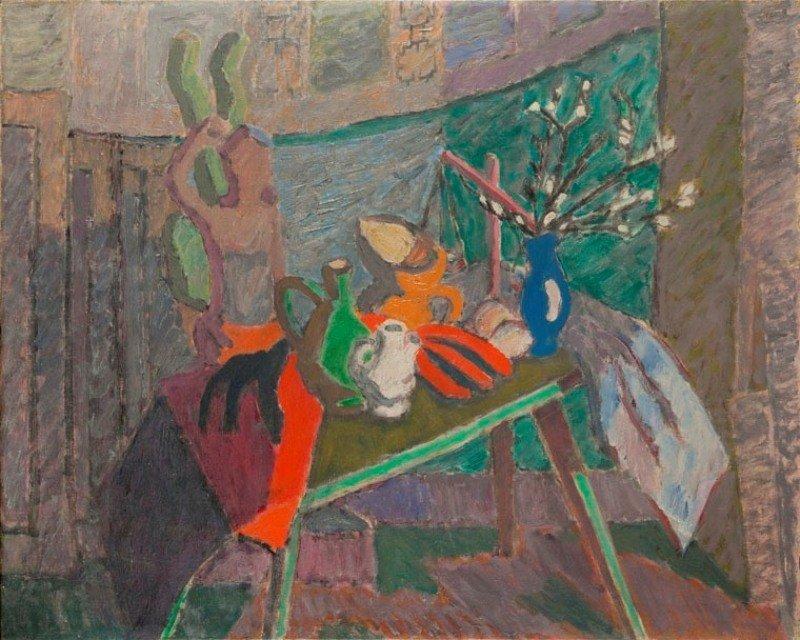 Waclaw Taranczewski (1903 Czarnkow - 1987 Cracow) Still