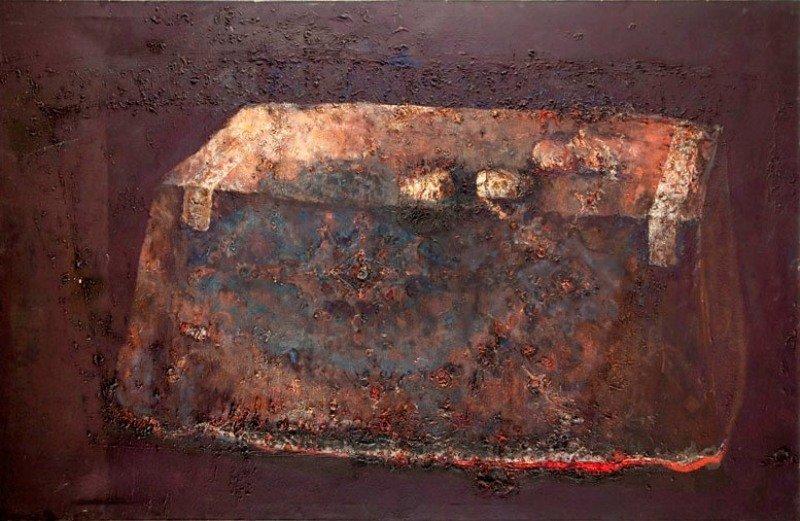 Zbigniew Sprycha (b. 1959 , Czestochowa) Atelier, 2000