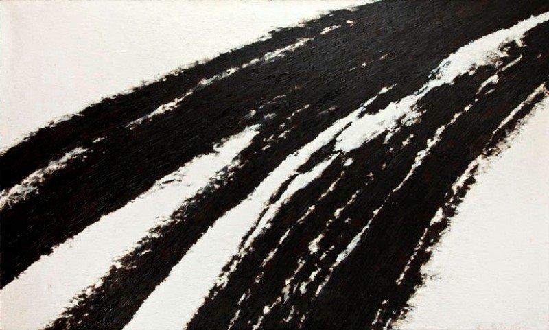 """Tomasz Tatarczyk (1947 Katowice - 2010 Warsaw) """"Droga"""","""