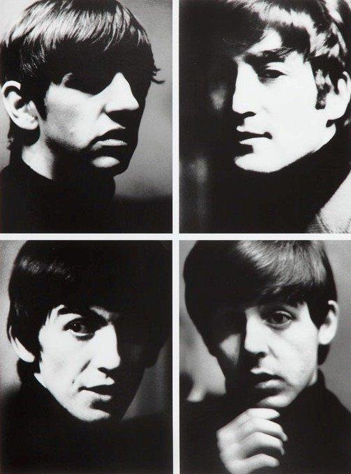 Shahrokh Hatami (b. 1928) The Beatles lifetime print,
