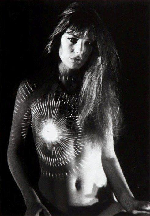 Jean Pierre Fizet (b. 1942)  Jane Birkin lifetime