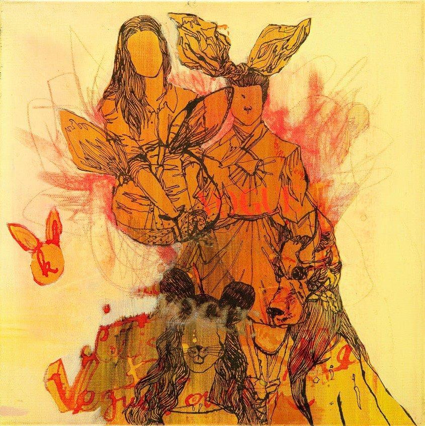 Anna Halarewicz  (b. 1983 ) From series 'Plastic
