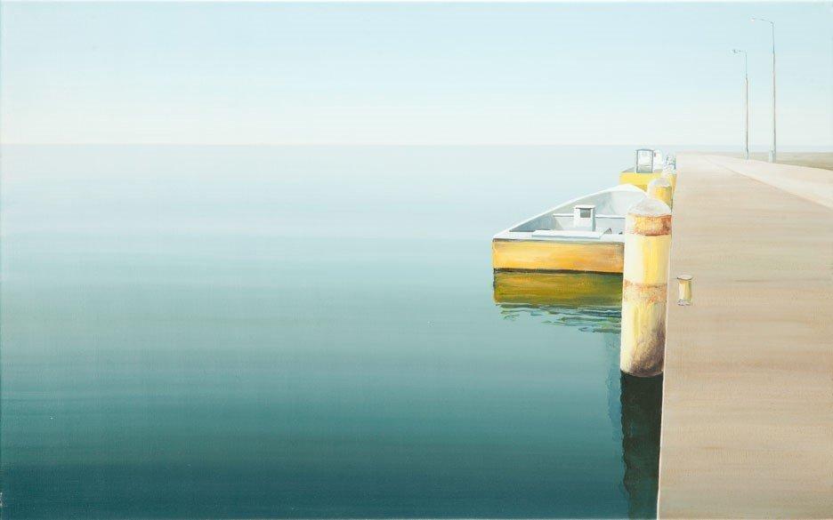 Tomasz Kolodziejczyk (b. 1976 ) Yellow Boats, 2013