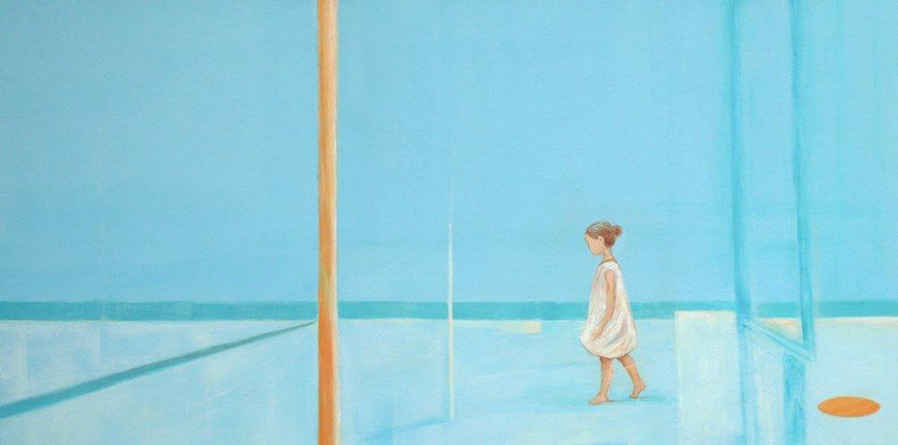 Ilona Herc (b. 1972 , Chrzanow) Road to home I, 2013