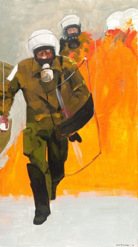 Karol Drzewiecki  (b. 1987 , Konin) NOW US, 2013