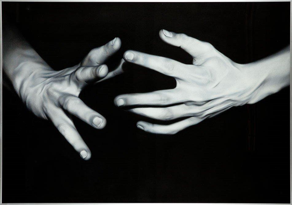 Katarzyna Karolak  (b. 1983 , Warsaw) Hands, 2013