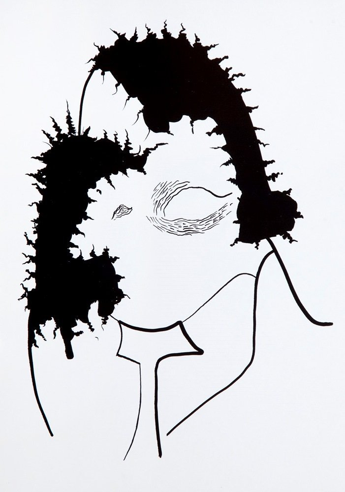 Tymek Borowski (b. 1984) Untitled, 2/10, 2008  c-print
