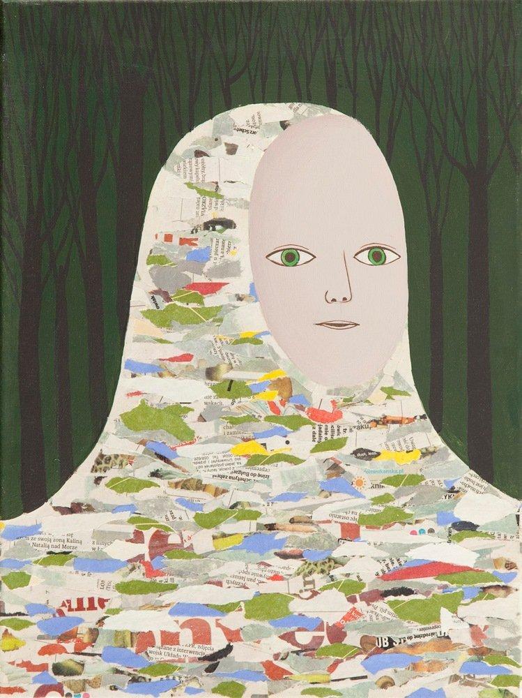 Wojciech Kolacz / OTECKI (1984 r.) Untitled, 2008  self