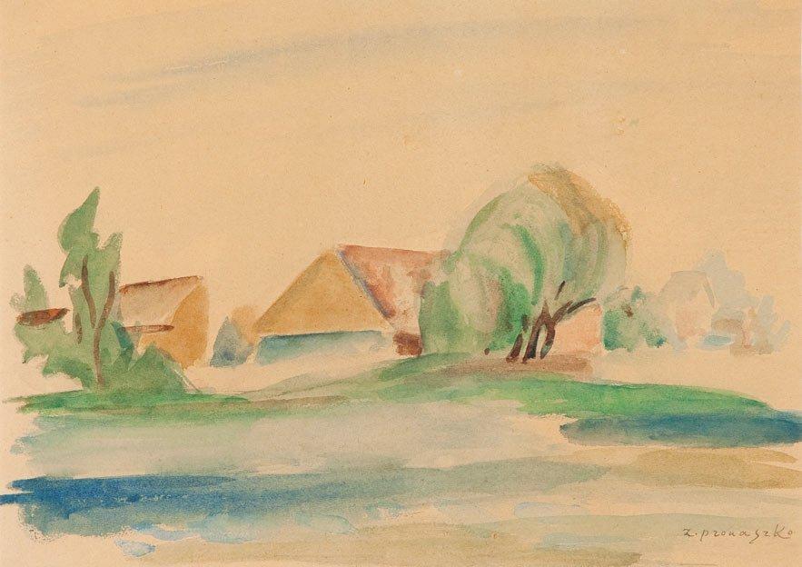 Zbigniew Pronaszko (1885 Debreczyn - 1958 Krakow)
