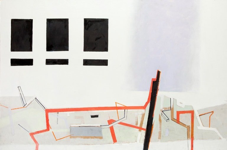 Monika Juroszek  (b. 1991 , Wisla) Untitled, 2013
