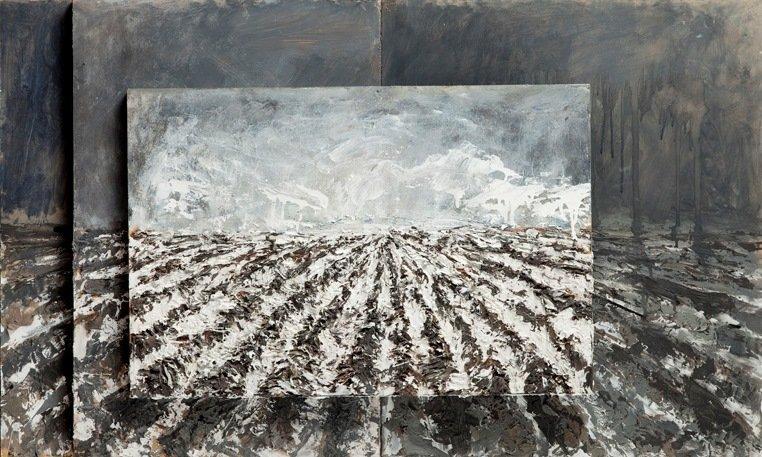 Pawel Lubkowski  (b. 1983 , Bogatynia) Nr 8, 2013
