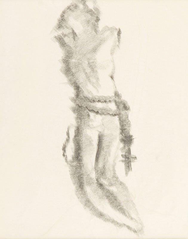 Jan Gotard (1898 Warszawa - 1943 Warszawa) Crucifed,