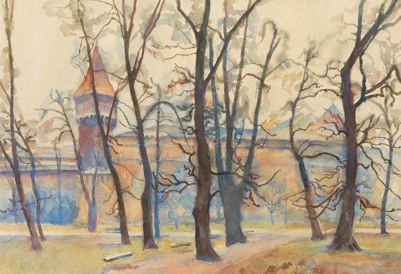 Stanislaw Kamocki (1875 Warszawa – 1944 Zakopane)