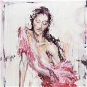 Malgorzata Sek (b. 1973, Lodz) Morning with Francesca,