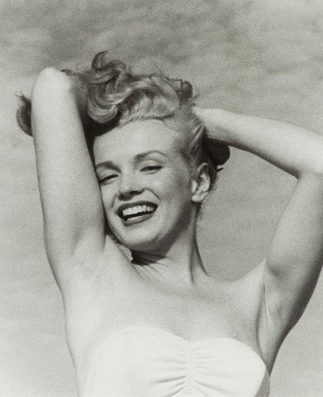 Andre de Dienes, (1913 - 1985), Marilyn Monroe, vintage