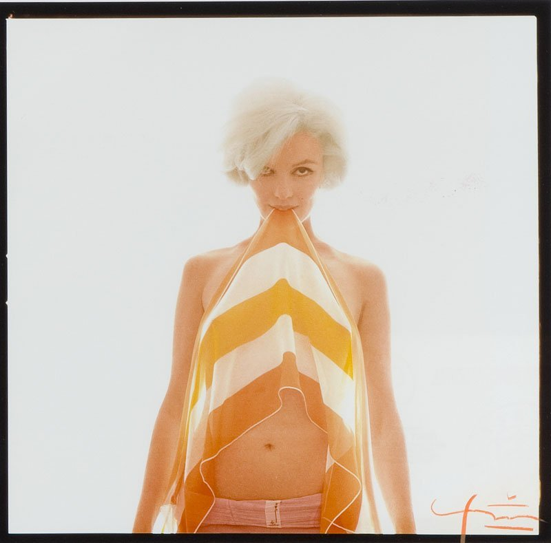 Bert Stern, (1929 - 2013), Marilyn Monroe, lifetime
