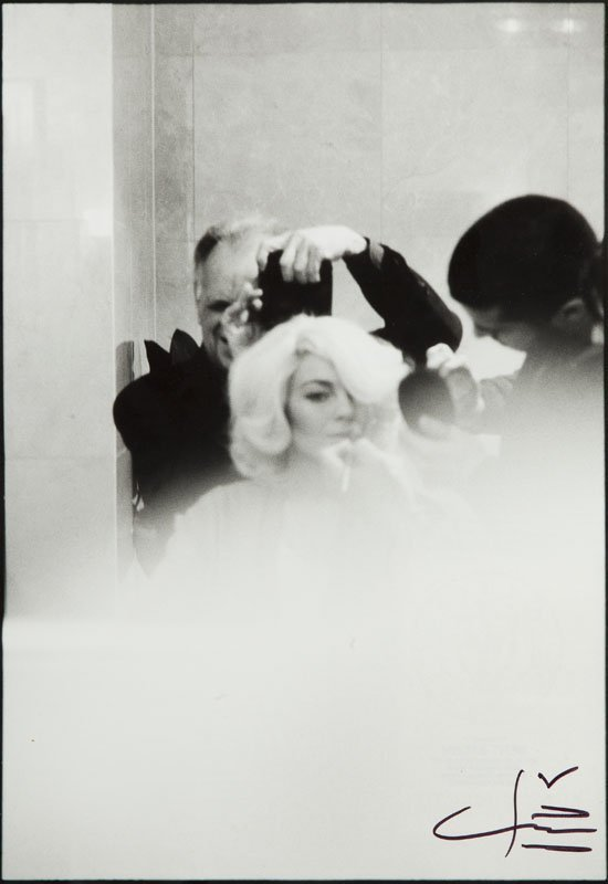 Bert Stern, (1929 - 2013), Lindsay Lohan , lifetime