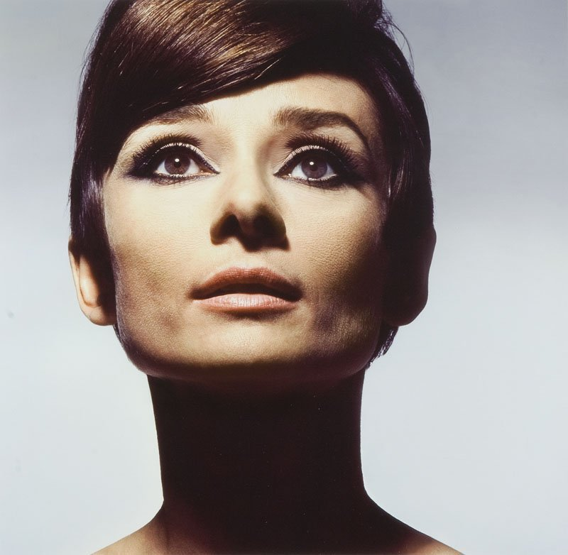 Douglas Kirkland, (b. 1934), Audrey Hepburn, lifetime