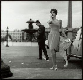 Jean Jacques Bugat, (b. 1948), Place de la Concorde