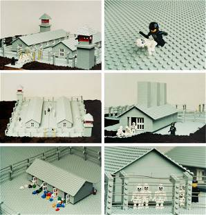 """Zbigniew Libera (b. 1959), """"Lego - the concentration"""