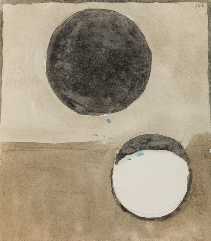 Andrzej Wroblewski (1927 - 1957),[Ballp. The abstract