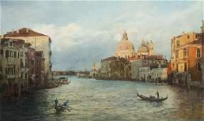 Tomasz Matczak (b. 1977, Lodz), Venetian Afternoon,