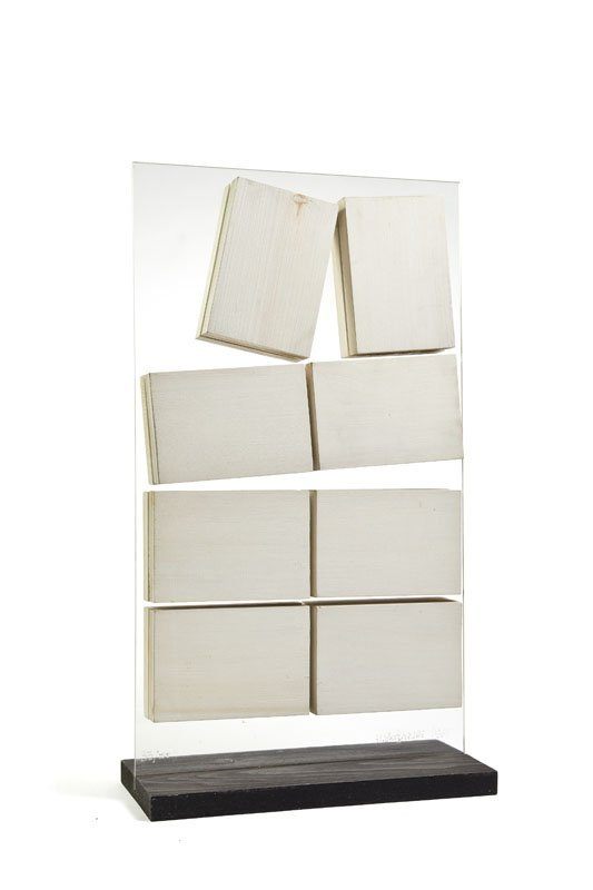 Henryk Stazewski (1894 - 1988) Spatial Composition, ed. - 4