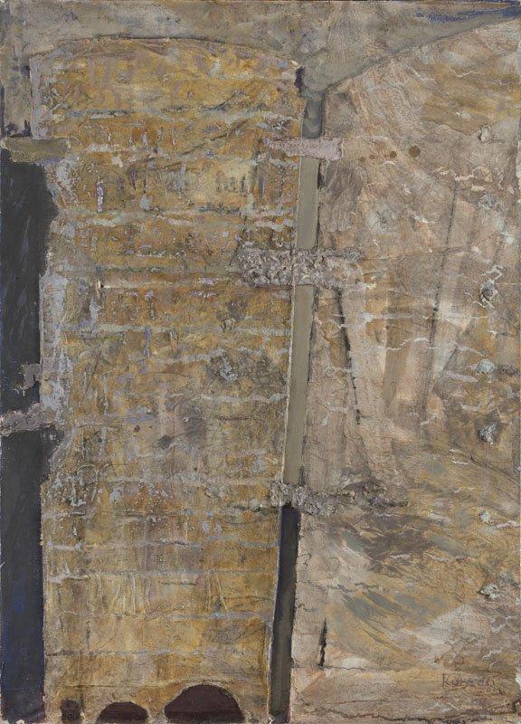 Aleksander Kobzdej (1920 - 1972) 'Southerly'', 1959;