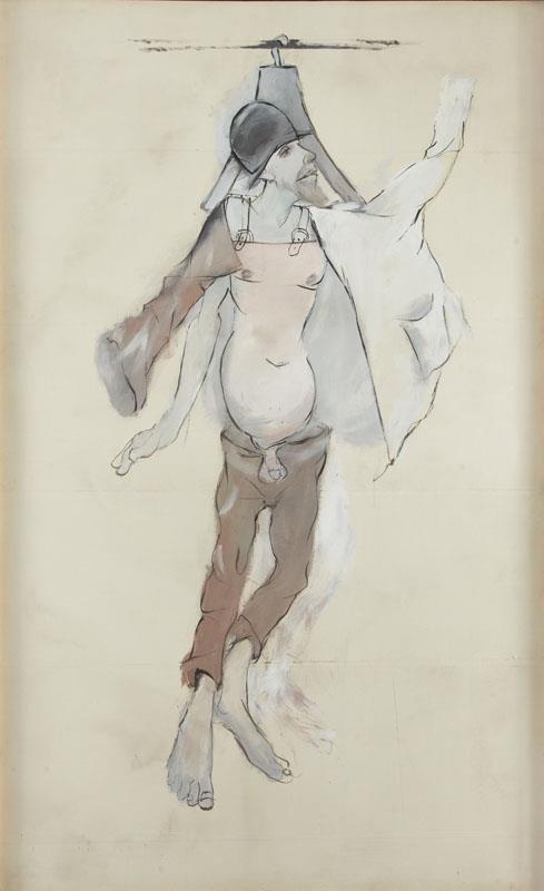"Tadeusz Kantor (1915 - 1990) ""Man Dummy"", costume"
