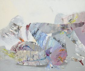 Adam Wator (b. 1970) Your Joga, 2015, Acrylic On