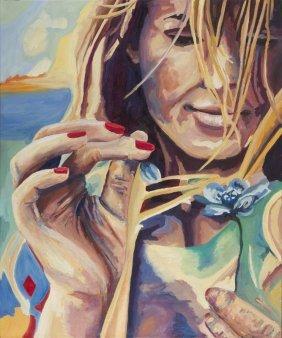 Iwona Kolodziej (b. 1986) Loves Or Doesn't Love, 2015,