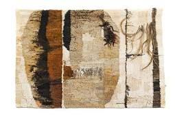 "Magdalena Abakanowicz (b. 1930) Tapestry ""Dorota IV"","