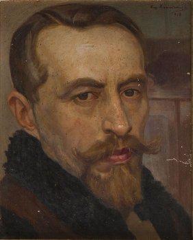 Eugeniusz Marcin Kazimirowski (1873 - 1939), Portrait