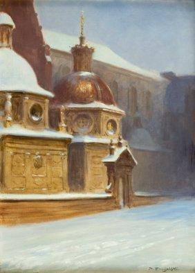 Stanislaw Ignacy Poraj Fabijanski (1865 - 1947), Wawel