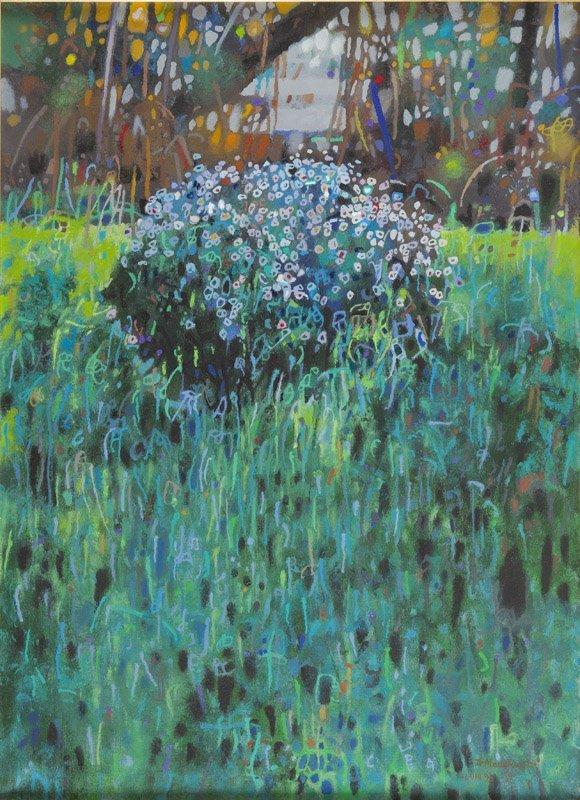 """Zbyslaw Marek Maciejewski (1946 - 1999) """"A Garden In"""