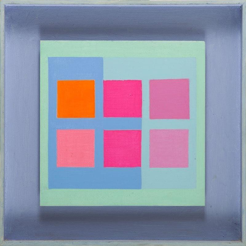 """Henryk Stazewski (1894 - 1988) """"Relief no. 30"""", 1979;"""