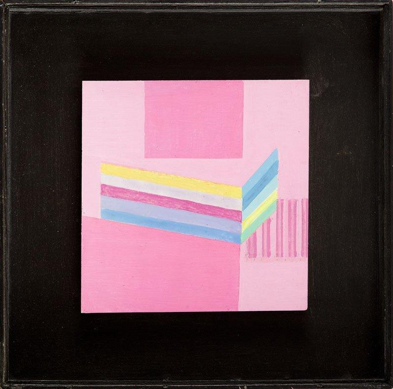 Henryk Stazewski (1894 - 1988) Untitled, 1982; relief,