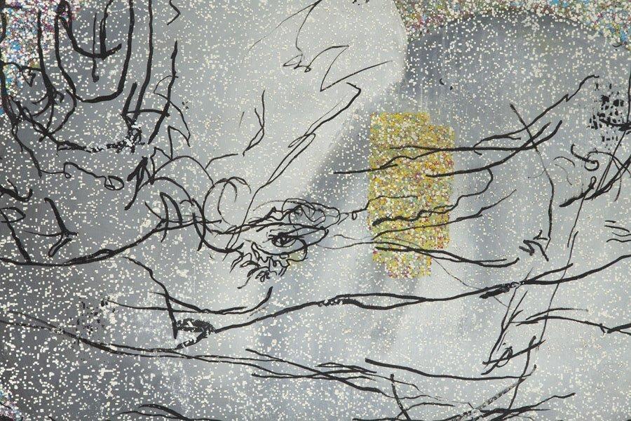 Milosz Szatkowski, (b. 1992), Real Kanojo, triptych, - 8