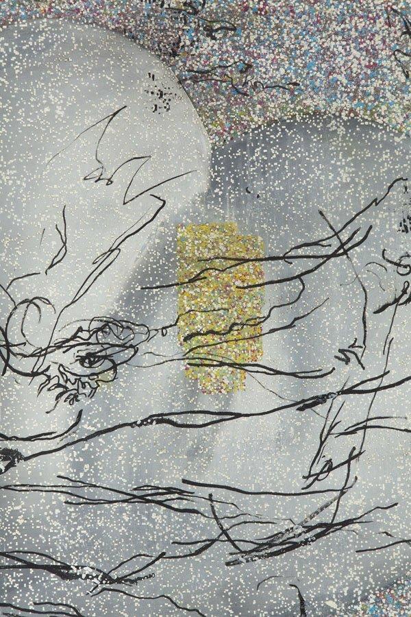 Milosz Szatkowski, (b. 1992), Real Kanojo, triptych, - 9