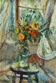 Zygmunt Jozef Menkes (1896 - 1986), Flower Bouquet