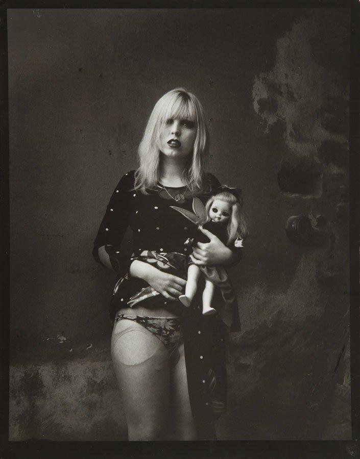 Jan Saudek, (b. 1935), The dolls, 1975, gelatin silver