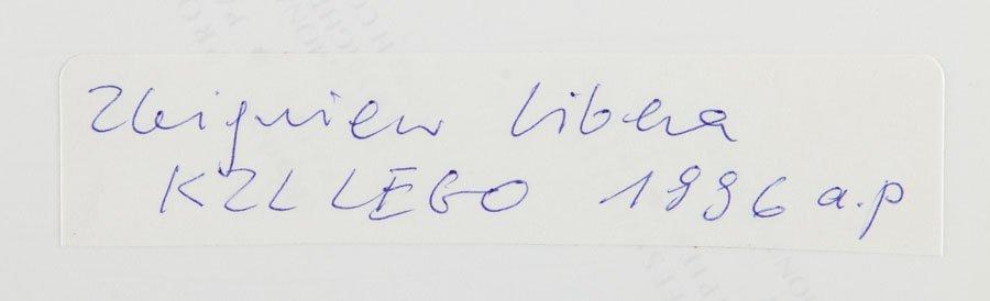 """Zbigniew Libera, (b. 1959), """"KZL Lego"""", pigment print - 2"""
