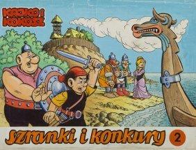 Lot Comic Art & Illustrations