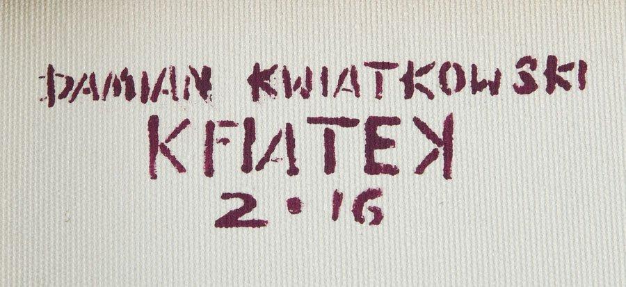 Damian Kwiatkowski / KFIATEK, (b. 1991), Nite bite, - 2
