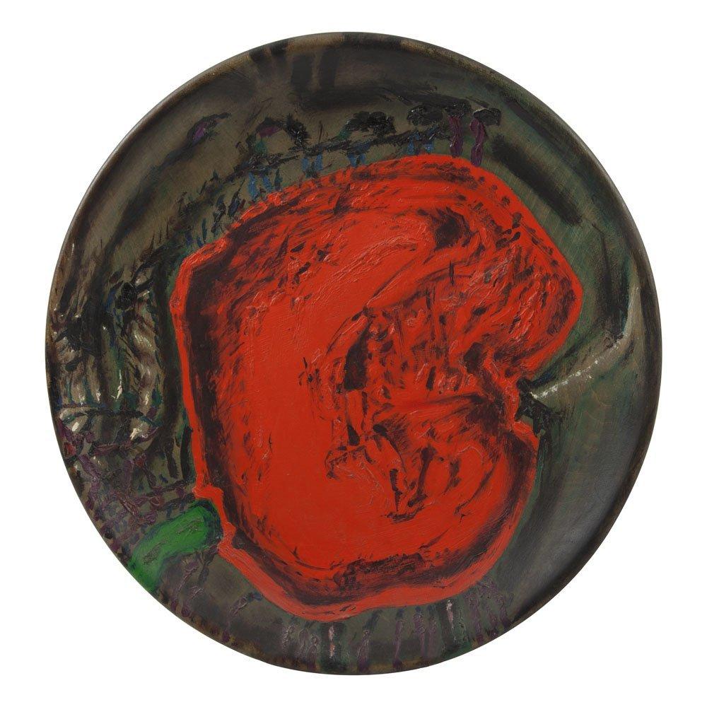 Tadeusz Brzozowski (1918 - 1987) Misa, 1974, oil on