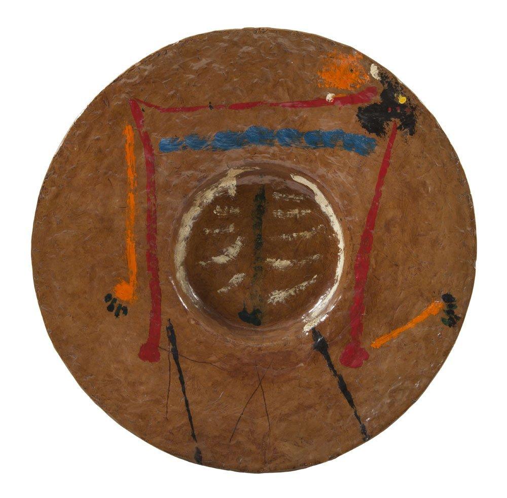 Tadeusz Brzozowski (1918 - 1987) Composition, 1962, oil