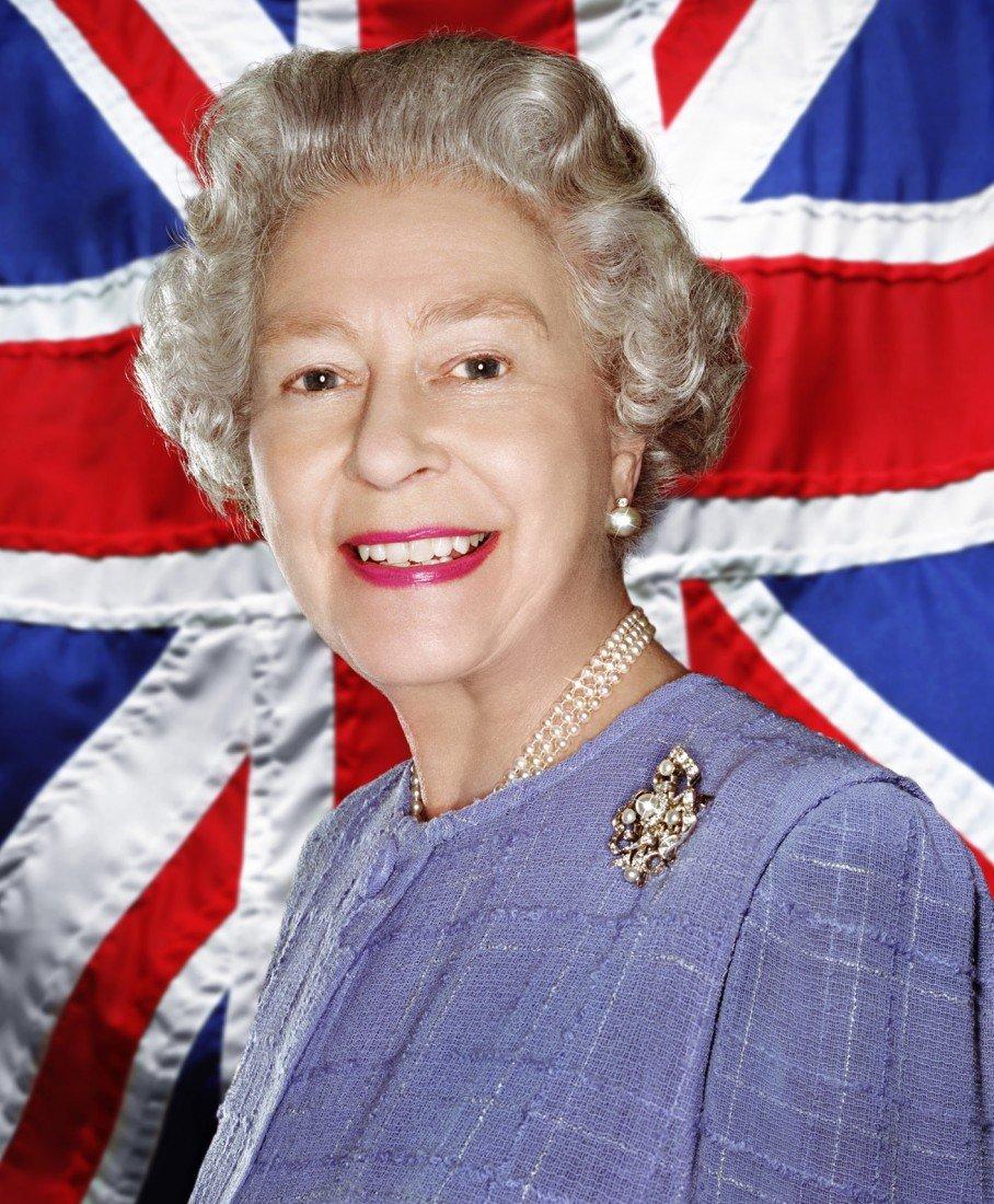 24: Rankin, The Queen, 2001