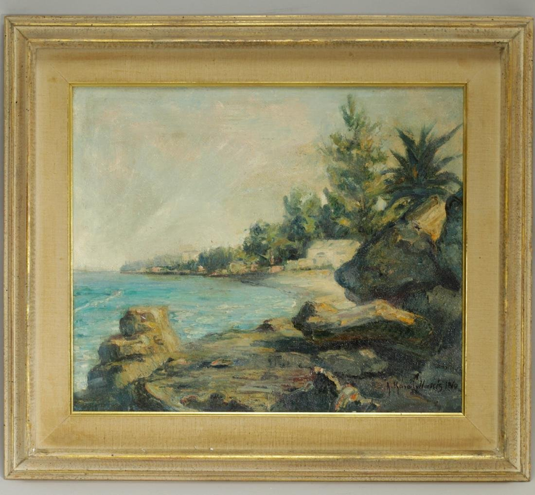 "European Painting from ""Antonis Karafy Llskis"""